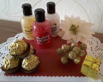 Gift set, wellness, health for women