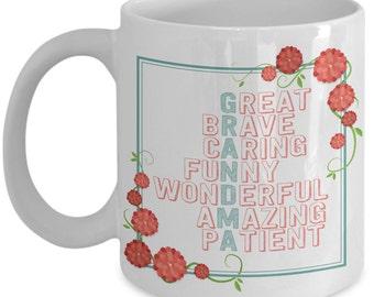 Grandma Mug - GRANDMA Acronym - Proud Grandma Mug