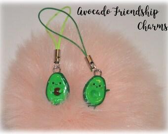 Avocado Friendship Charms
