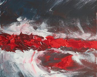 "Storm of the Century Giclée Print 16""x 20"""