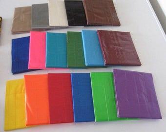 Bi-Fold Duct Tape Wallets