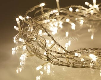LED String Fairy Lights, USB Operated, String Lights, Warm White Bulbs, Cold White Bulbs, 4 & 10 meters, Wedding Lights, Backdrop Lights