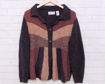 Cozy Vintage Indie Sweater