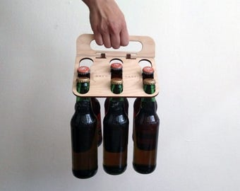 Brew Cart six pack beer carrier