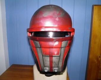 Darth Revan Mask Inspired Replica - Cold Cast