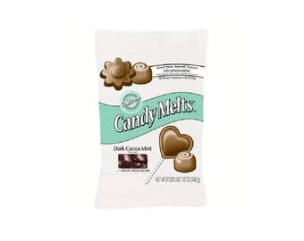 Candy Melts® Colorburst chocolate mint 340 g WILTON