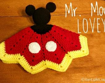 Mr. Mouse Lovey
