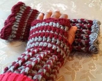 SALE***Crochet wrists warmer