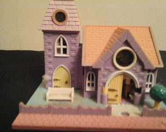 polly pocket wedding chapppel