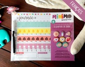 Baby day - set of routine for newborn - nursing - sleep - Mommy - baby - shower gift - Minimo motivation