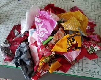 PRICE REDUCED!Grab Bag of fabric scraps
