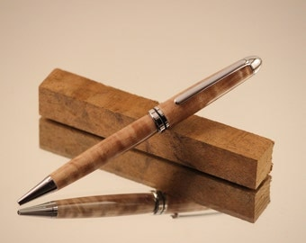 Quilted Maple Pen