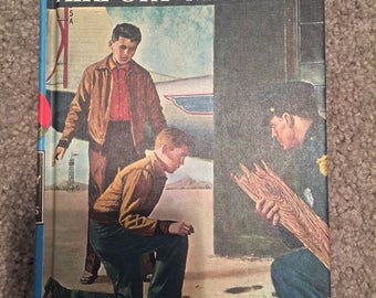The Great Airport Mystery Hardy Boys Book #9