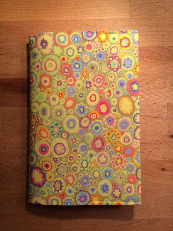 Handmade Fabric Book Covers : Manga book cover handmade fabric