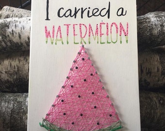 Made to order- Watermelon