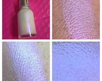 INVISIBLE GRAPE - SkinLite / Liquid Highlighter / illuminator - iridescent purple