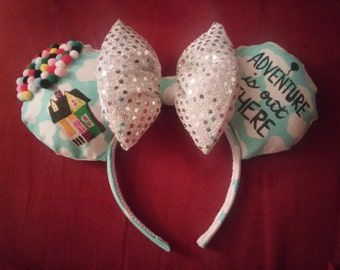 UP Inspired Mickey Ears