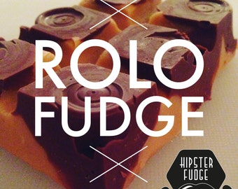 Rolo Fudge