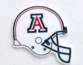 University of Arizona Inspired Sports Football Team Planar Resins Flatbacks