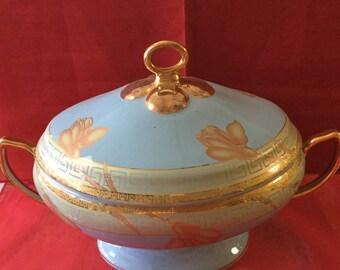Yemaya Azesu,sopera,collectible,vase