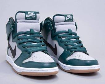 """Nike SB Dunk High Pro """"Dark Atomic Teal"""" men's size 6 UK, 7 US"""