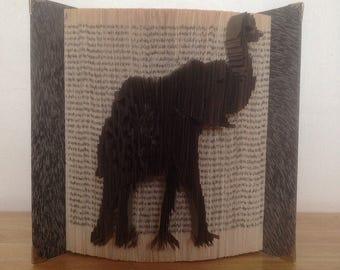 Elephant book art