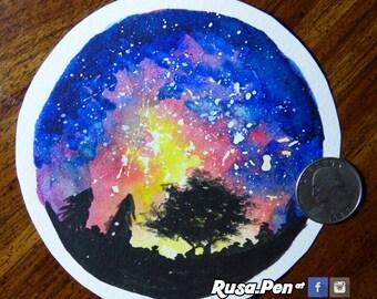 Galaxy Painting E