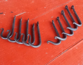 Hand Forged Small Hook