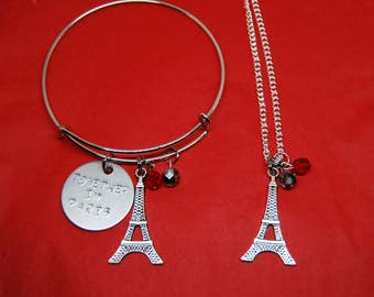 Anastasia Together In Paris Bangle or Necklace