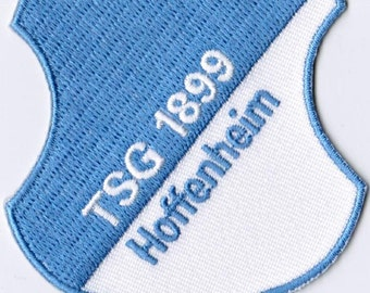 Bundesliga TSG 1899 Hoffenheim German Football Patch