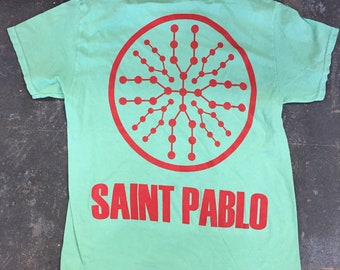 Saint Pablo Tour T Shirt - Saint Pablo Merchandise - I feel Like Pablo Shirt - Kanye West T Shirt 2017 - New - Saint Pablo Tour 2016