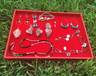 Deposit for Natural Queens Custom Crystal Jewelry