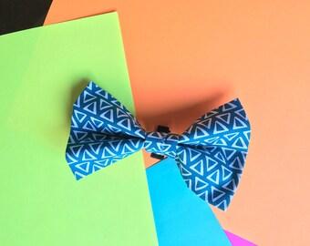 Blue Skys Bow Tie