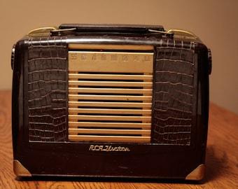 Vintage RCA Victor Bluetooth Speaker Circa 1950