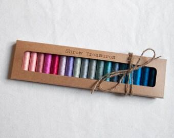 20 threads of silk Laborita of Wolle. Antique. Series 2