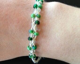 Foresty Braided Bracelet