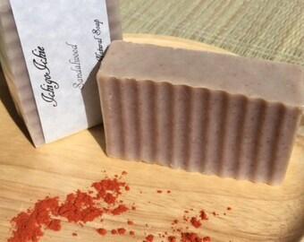 Sandalwood Handmade Natural Soap Vegan