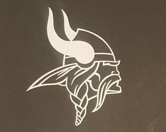 Minnesota Vikings Decal Vinyl