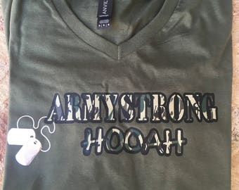 Army Strong Tshirts