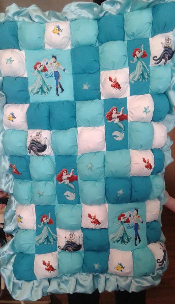Custom Made Bubble Baby Quilt by SweetDreamsByDebbie