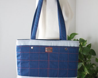 tote bag / Tote bag large / bag large / tote bag canvas / bag canvas / tote denim