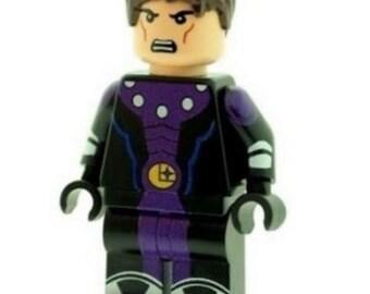 Custom Design Minifigure - Cosmic Boy Printed On LEGO Parts