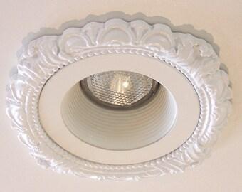 """4"""" Decorative Recessed Light Trim"""