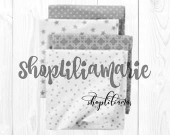 Swaddle Recieving Blanket Set