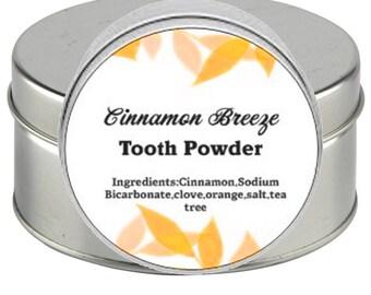 Cinnamon Tooth Powder