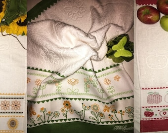 SPECIAL OFFER: 3 paper shemi Apples + camp + flowers Sunflowers