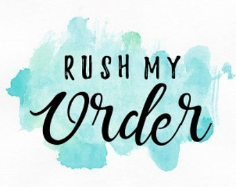 Rush Fee!