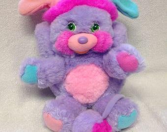Vintage 80's Mattel Purple Popple ~Pretty Bit~