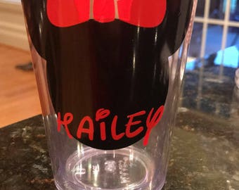 10 Disney cups with combined shipping