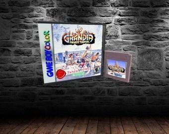 Grandia Parallel Trippers - Explore a long-lost Grandia Adventure - GBC - English Translation